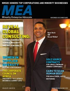 MEA Magazine Nov-Dec cover