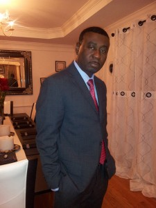 Sam Okey Mbonu,  Executive Director of the  Nigerian-American Leadership Council
