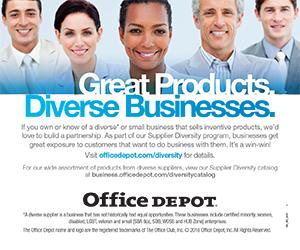 Office Depot Diversity