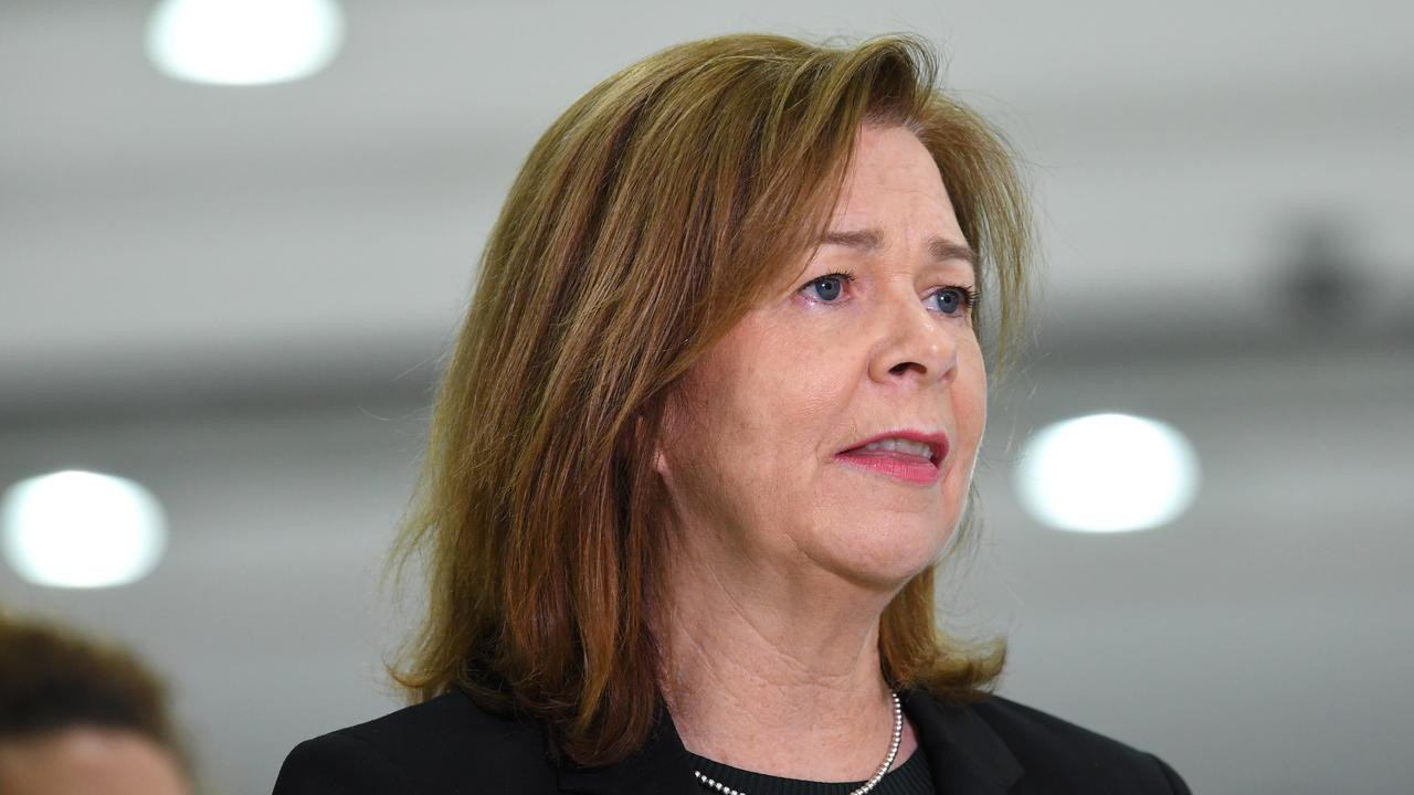 ACTU President Michele O'Neil is among the voices opposed to superannuation legislation changes.