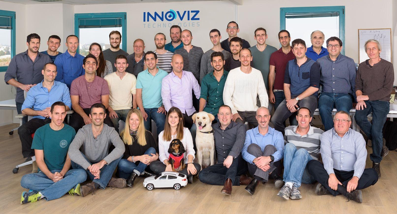 The Innoviz team (Courtesy of Innoviz)