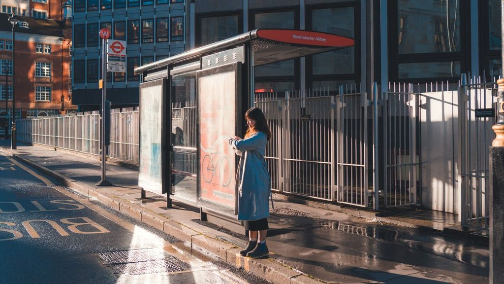Startup Optibus uses AI and optimization to improve public transportation across the world. (Johen Redman/Unsplash)