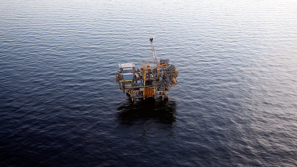 Some offshore installations in the Gulf of Mexico were severely damaged by Hurricane Ida. (Chris Graythen/Getty Images)