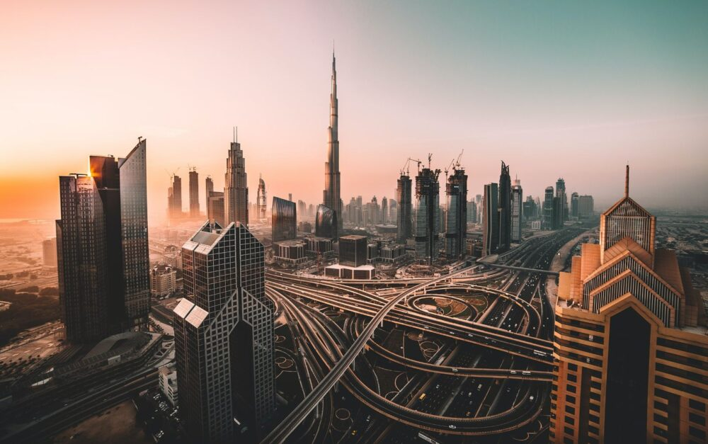Downtown Dubai, the site of many new joint ventures and cooperation between Israelis and Emiratis. (David Rodrigo/Unsplash)