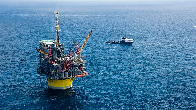 Much of the production from the Gulf of Mexico remains offline more than week after Hurricane Ida made landfall.(Wikimedia Commons)