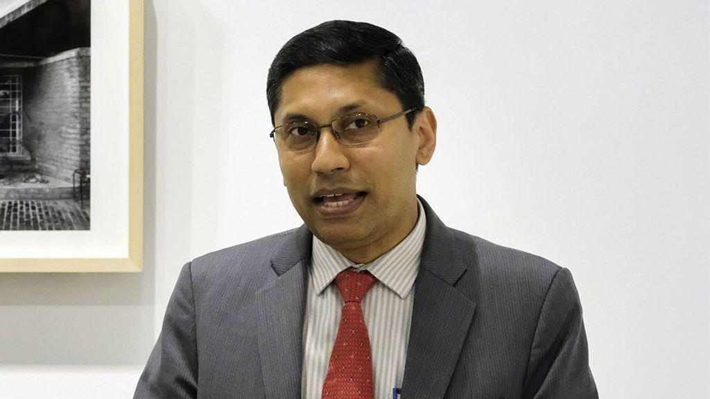 India welcomed Bangladesh, United Arab Emirates (UAE) and Uruguay as new members of BRICS New Development Bank (NDB), said External Affairs Ministry (MEA) spokesperson Arindam Bagchi on Friday. (Arindam Bagchi, @abagchimea/Twitter)