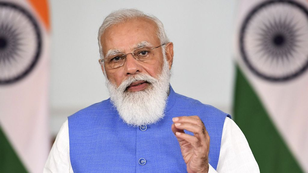The Union Cabinet headed by Prime Minister Narendra Modi on Wednesday approved the production linked incentive (PLI) scheme for the textile sector. (Press Information Bureau)