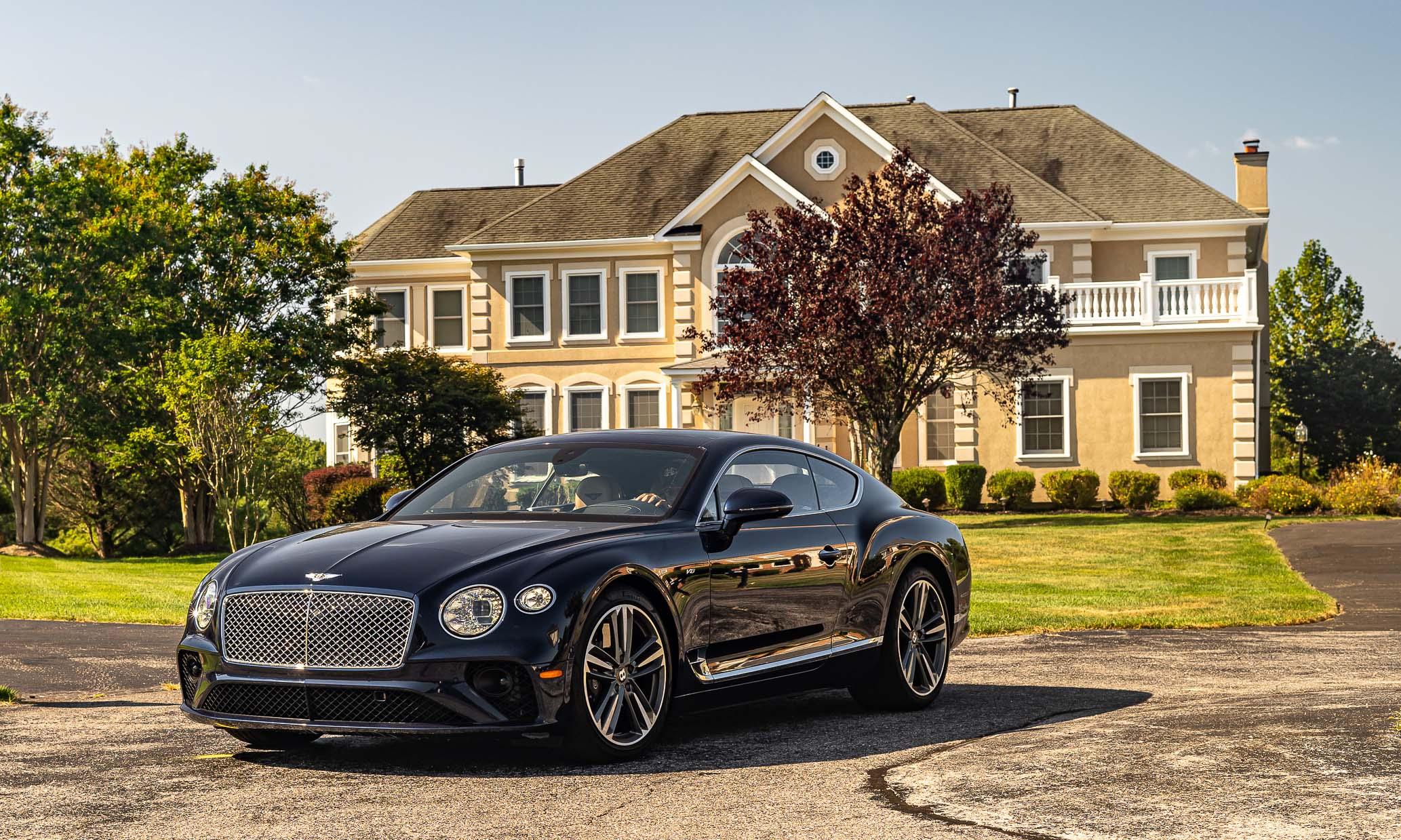 2020 Bentley Continental GT V8: Opulent Lifestyles - MEA ...